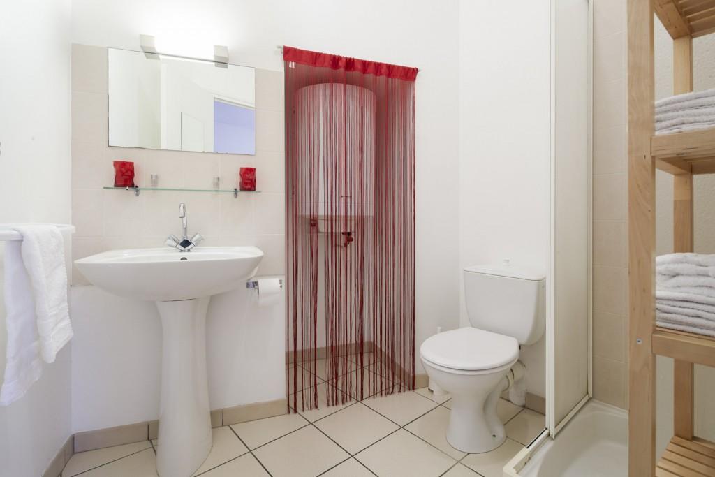salle de bain hotel ancenis