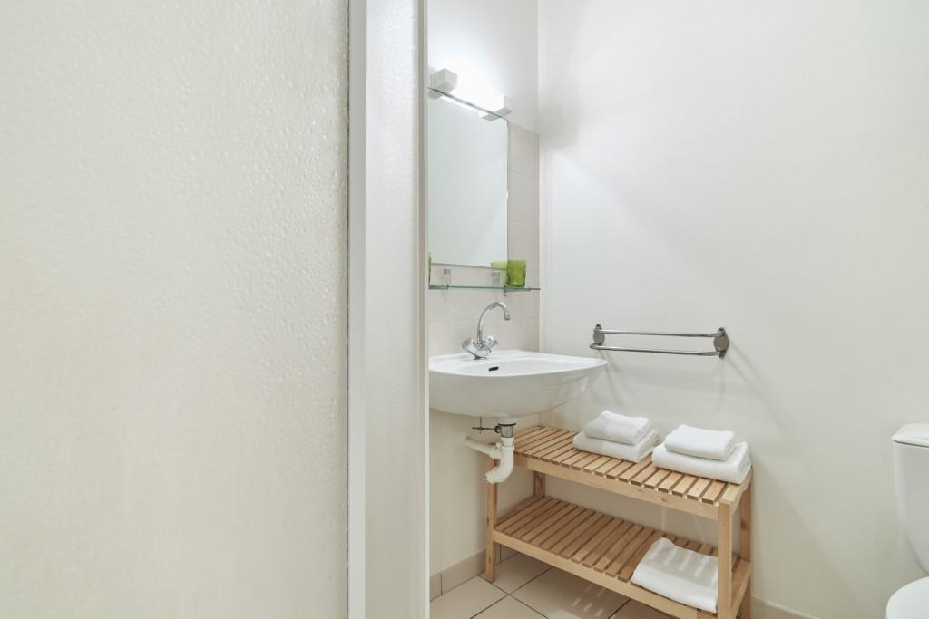 salle de bain appart hotels residence ancenis