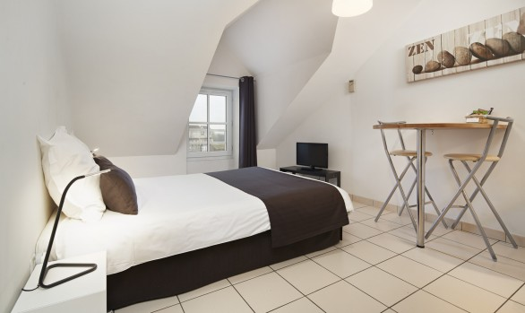 Studio hotel residence ancenis